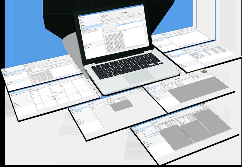 Etool Computer Screens