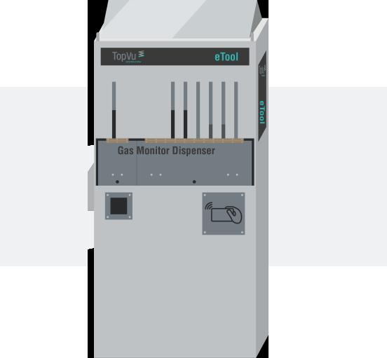 Etool Dispenser